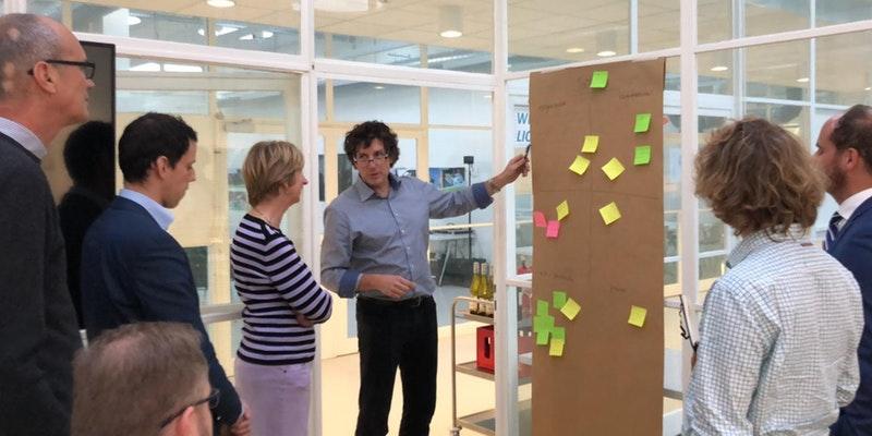 """BIM Loket Dialoogtafel """"Smart cities en digitalisering: kansen vanuit disruptie"""""""