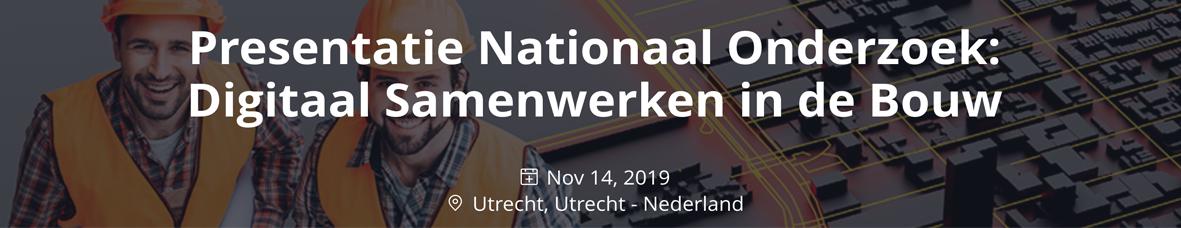 Presentatie Nationaal onderzoek Samenwerken in de Bouw