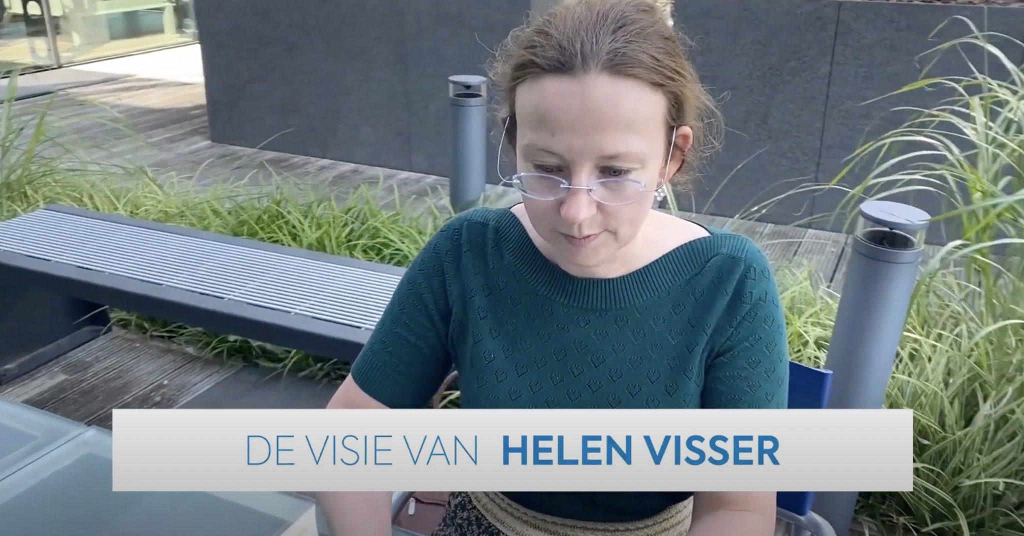 Helen Visser: 'Iedereen in de bouwwereld is er min of meer van overtuigd dat we anders moeten gaan werken'
