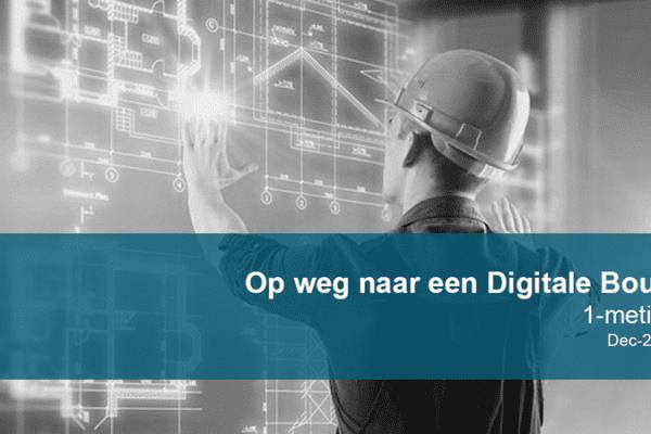 Digitalisering van de sector leidt tot nieuwe toetreders